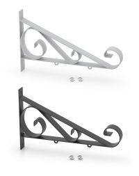 SignPost™ Scroll Brackets