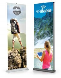 Mercury Retractable Banner Stands™
