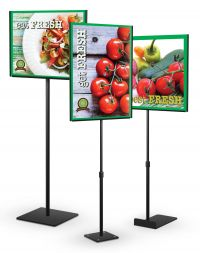 Paper/Card Stock SignBack Stands