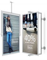 Perfex Swivel SignFrames™