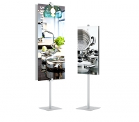 SignPost Rigid Graphic Stands™