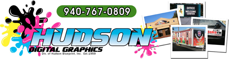 Hudson Digital Graphics