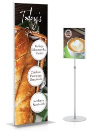 Magnetic Signware Stands™
