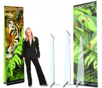 Ultra UB™ Banner Stands