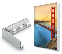 Charisma SEG/LED Slim Profile Light Boxes™